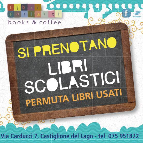 Prenota i libri scolastici libriparlanti libreria for Libreria online libri usati