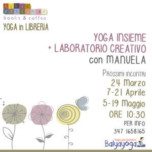 yoga in libreria le date_400X400