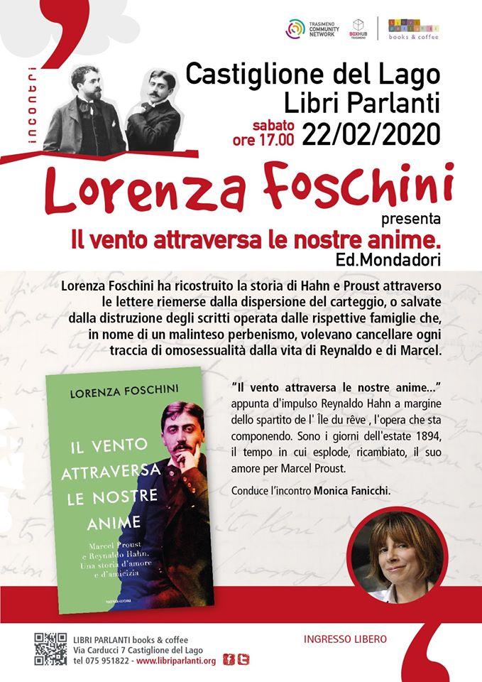 Il vento attraversa le nostre anime - Lorenza Foschini